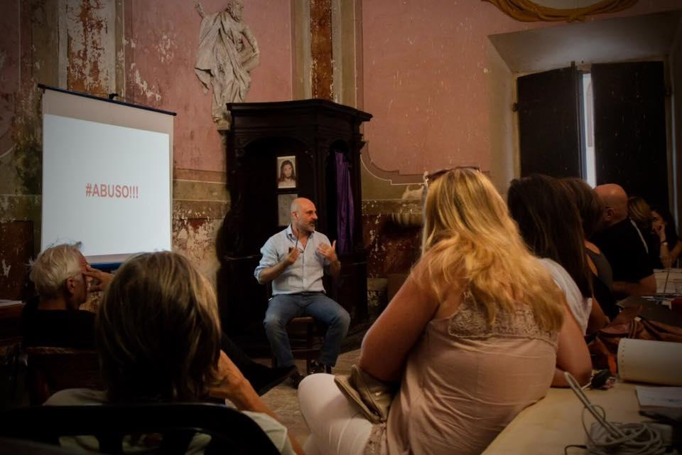 Nicola Auciello, lecture